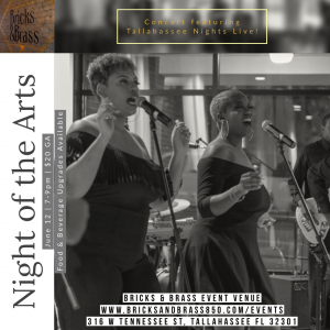 Night of the Arts Concert Feat. Tallahassee Nights Live