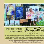 Hearth & Soul Welcomes Honey Hilliard as Featured Artist