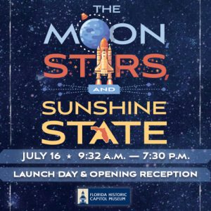 The Moon, Stars, and Sunshine State Launch Day and...