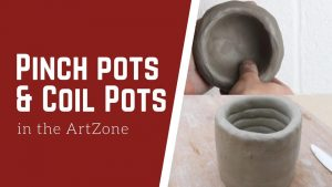 Clay in the ArtZone