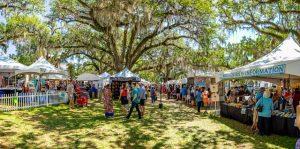 LeMoyne's Chain of Parks Art Festival