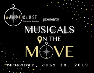 "Wanderlust presents ""Musicals on the Move"""