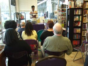 Poetry & Storytelling Open Mic