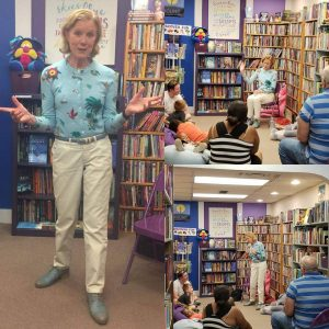Folk Tales Storytime with Dr. Christie Koontz