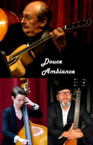 Douce Ambiance at Cat Pointe Music for Dog Days Series