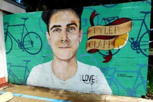 Tyler Clapp Memorial Mural