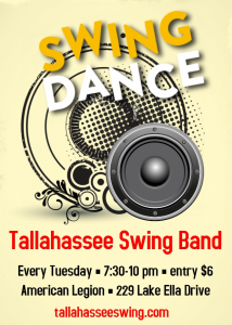 Tallahassee Swing Band - Big Band Jazz
