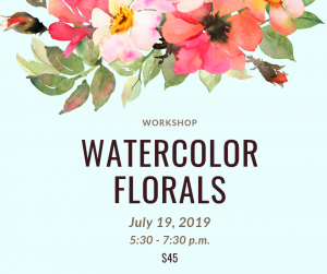 Watercolor Basics with Alison Fairbrother