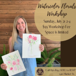 Works of Harte Watercolor Workshop