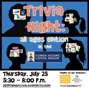Trivia Night at the Museum: All-Ages Space Edition...