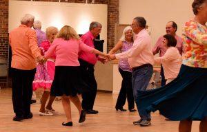 Square Dance Beginning Lessons