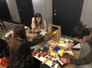 Craft Night with Crafts + Drafts Tally at Lake Tribe Brewing