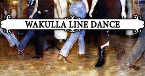 Wakulla Line Dance
