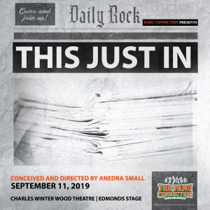 "FAMU Connection Presents ""This Just In"""
