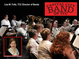 CANCELLED: Capital City Band of TCC Spring Concert