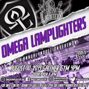 Omega Lamplighters Induction IX 2019
