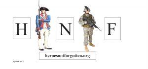 Heroes Not Forgotten