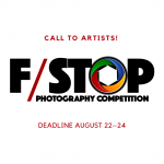 F/Stop Photography Competition Call to Artists