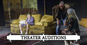 Acting Auditions for 2019-2020 Season (& tech ...