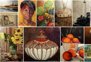 Senior Artist Showcase, Art Reception & Awards...
