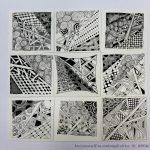 Zentangle-Introduction, Midori Okasako, CZT
