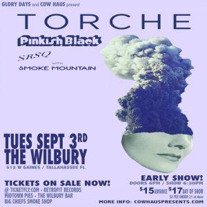 Torche w/ Pinkish Black, SRSQ, & Smoke Mountain
