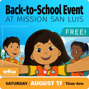 Free Back-To-School Event