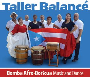 Afro-Boricua Music and Dance Concert