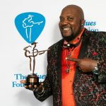 Sugaray Rayford at the BBC