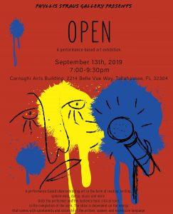 OPEN: Art Exhibition