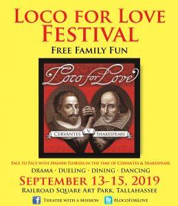 Loco for Love Theater Festival