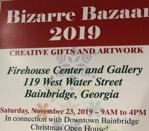 Bizarre Bazzar Art Event 2019