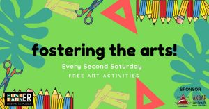"Fostering the Arts presents ""Power to the Poster"""