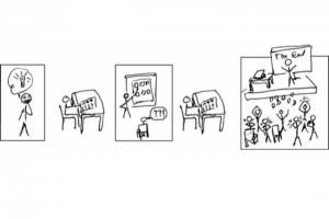 Comic and Cartoon Illustration