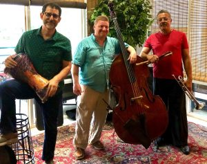 The Bakan-Longineu-Hall Trio