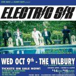 Electric Six w/ DaveTV, Pat Puckett & Bench Warmer