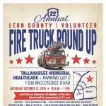 22nd Leon County Volunteer Fire Truck Round-Up