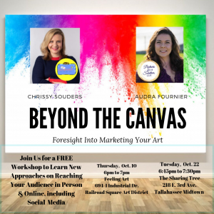 Beyond The Canvas: Foresight Into Marketing Your Art
