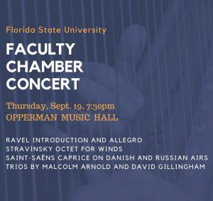 Faculty Chamber Recital (UMA) - Live Streamed