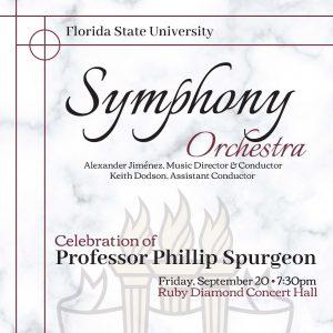 University Symphony Orchestra (UMA) - Celebration ...