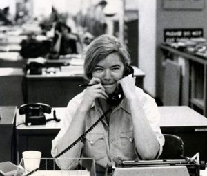 Raise Hell: The Life and Time of Molly Ivins