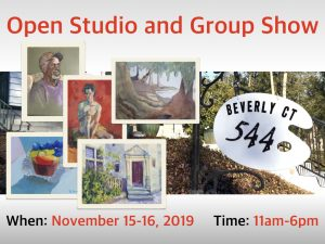 Open Studio and Group Show