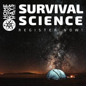 Home School Days - Survival Science