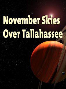 Free Planetarium Show - November Skies Over Tallahassee