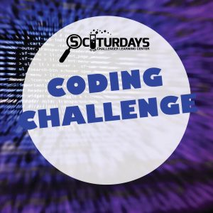 CANCELLED - SCIturdays - Coding Challenge