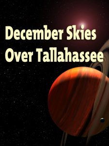 Free Planetarium Show - December Skies Over Tallahassee