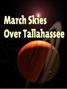 Free Planetarium Show - March Skies Over Tallahassee