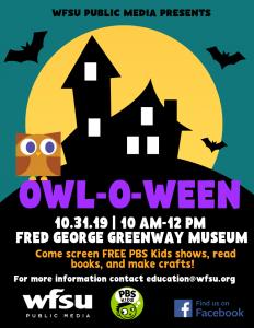 Owl-O-Ween 2019
