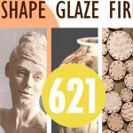 Shape Glaze Fire - First Friday Show Opening