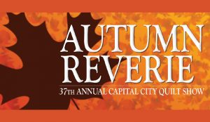 37th Annual Capital City Quilt Show—Autumn Reverie